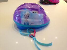 Disney frozen cycle helmet