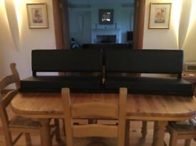 Land Rover Defender 90 rear benches