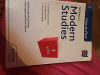 Modern studies national 5 how to pass book