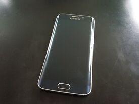 Samsung Galaxy S6 Edge 64GB Black, Great condition