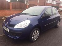 Renault Clio 1.6 dci £30 road tax