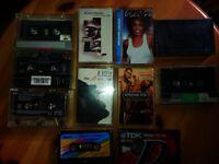 cassettes various albums bundle cheap