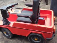 trekka mobility buggy,large wheels,2 x 75amh batteries plus charger.