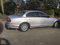Jaguar S Type - automatic - very low mileage - may part exchange