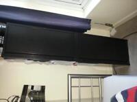 tall metal locker from ikea