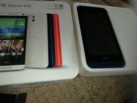 HTC.Desire610 mobile phone