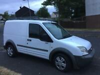 Ford transit connect T200\ Swb van- taxed & psvd,