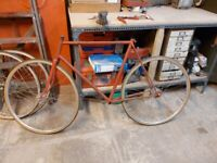 Wanted Gordon Bicycle. Made in Hillsborough