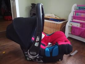 1st stage Car Seat