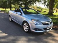 2006 VAUXHALL ASTRA 1.6 SPORT TWINTOP CONVERTIBLE