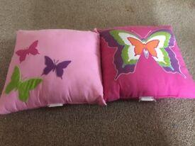 Girls Bedroom Cushions