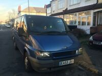 FORD TRANSIT PANEL VAN DIESEL MANUAL VERY GOOD RUNNING FOR SALE