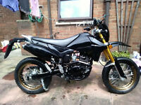 pioneer 125 cc as new