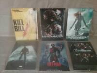 Movie prints artwork posters cinema