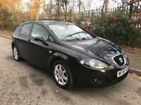 For sale Seat Leon 1.9 Tdi, solid engine,new solid flywheel conversion,drives faultless,£1750!