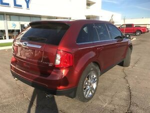 2014 Ford Edge Limited, Leather, Navigation, Moonroof !! Windsor Region Ontario image 6
