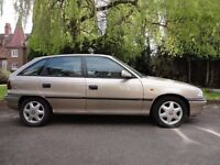 Vauxhall Astra Hatchback 5 door, 1997, 1.4