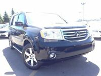 2012 Honda Pilot TOURING NAVIGATION CLEAN CARPROOF LEATHER SEATS