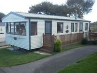 3 Bed Static Caravan to let on Trevella Holiday Park, Crantock/Newquay, Cornwall
