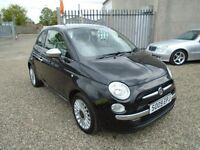2009 Fiat 500 1.2 Lounge 3dr / FINANCE AVAILABLE / HPi CLEAR