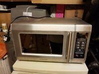 Microwave oven - KENWOOD