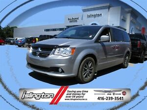 2016 Dodge Grand Caravan SXT - FWD, 3.6L V6 w/ STOW 'N GO, LEATH