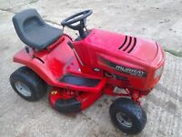Murray 125/96 ride on mower with mulcher PRICE REDUCED