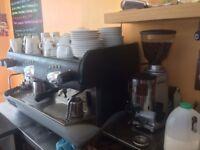Rancilio Epoca, Coffee espresso machine