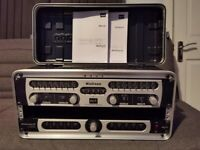 SPL Mixdream 2384 + Mixdream XP - 32 Channel Summing Solution In rack Case