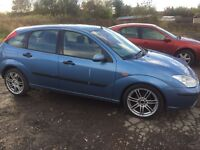 2002 FORD FOCUS 1.8 LX TDCI (sell or swap)