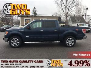 2014 Ford F-150 XLT 4WD TOW PKG