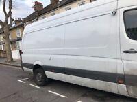 Fridge van for sale