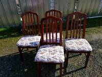 4 Lovely Chairs