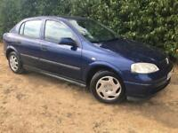 AUTOMATIC ASTRA - ONLY 57,000 MILES - 1 YEARS MOT