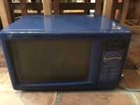 Free microwave oven