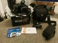 Samsung WB1100F 16MP Smart Camera