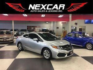 2015 Honda Civic LX AUT0 C0UPE BACKUP CAMERA H/SEATS BLUETOOTH 3