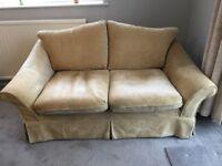 G-plan 2 seat sofa