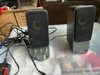 PC Speakers Creative