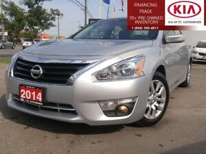 2014 Nissan Altima 2.5 S |BACKUP CAMERA|POWER SEAT|BLUETOOTH STR