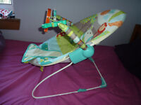 Fisher Price bouncer (make an offer!)