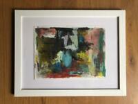Abstract paintings (original work) £30 each