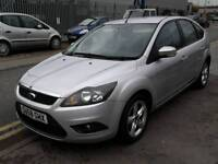 Ford Focus Zetec 2008, 1.6 Auomatic, 5dr, Low Milage, Very good condition
