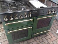 Range Master Range gas cooker.....Mint Free Delivery