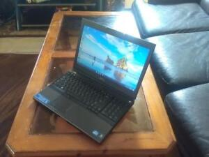 Intel Core i7 Dell Precision Gaming Laptop 128 gig SSD With 500 gb HDD 16 gb Ram 1920x1080 Nvidia 2048 mb Graphics $500