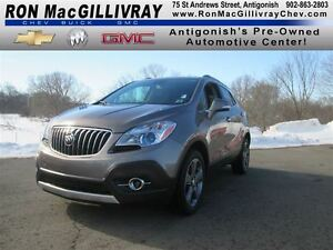 2014 Buick Encore CXL..Awd, Leather,  Low Kms, Safety Package.