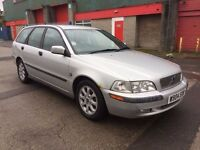 Volvo V40 1.8 SE 5dr (2 FORMER KEEPERS) 2000