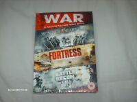 NEW BOX SET OF WAR DVDs