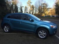 Mitsubishi ASX for sale! £6350