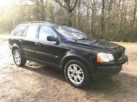 Volvo XC90 T6, 2003, 88k miles, FSH, GEARBOX REQUIRES SERVICE